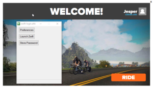 zwift-login is fixed to handle the new version of Zwift