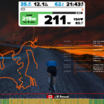 Track your friends and race yourself with ZwiftMap 1.1.0