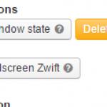 Toggle fullscreen in ZwiftMap (Windows only)
