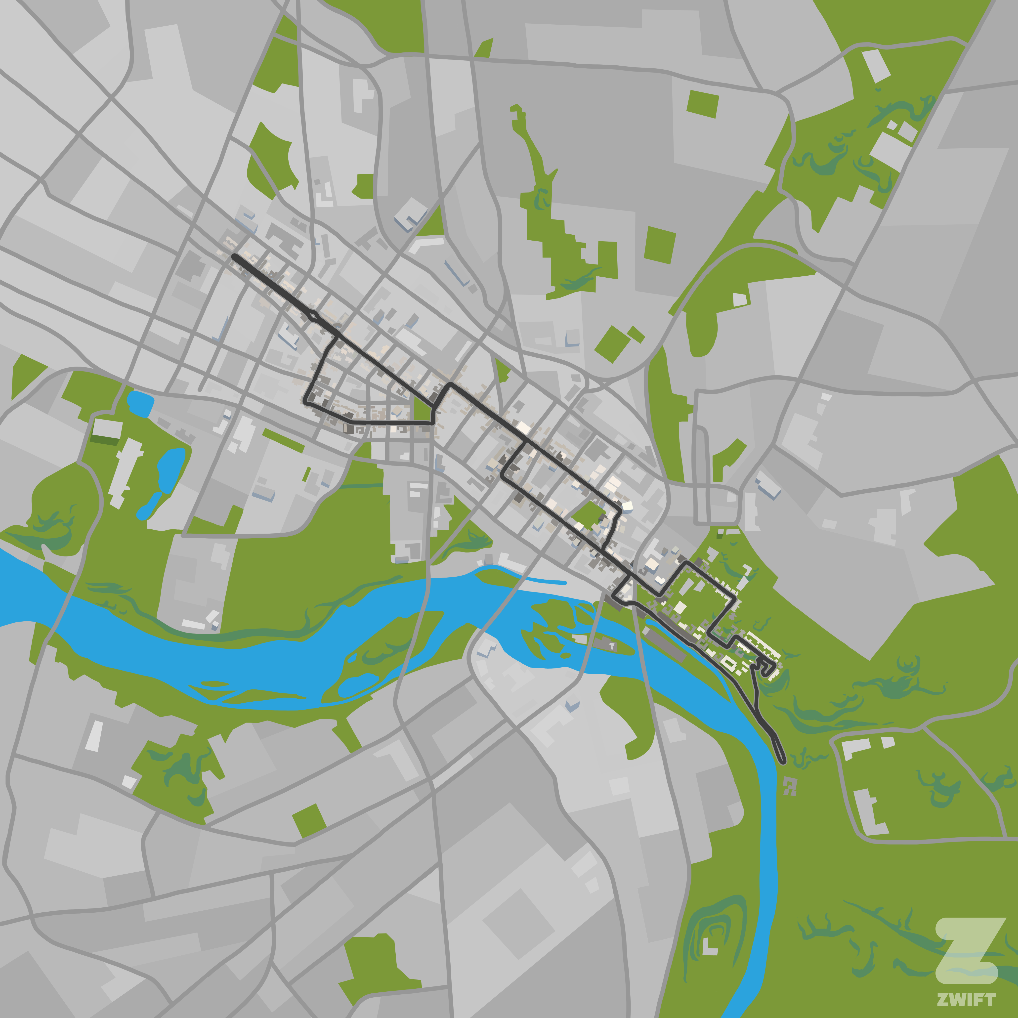 take a look at this web app and it will always show you a map of the current course