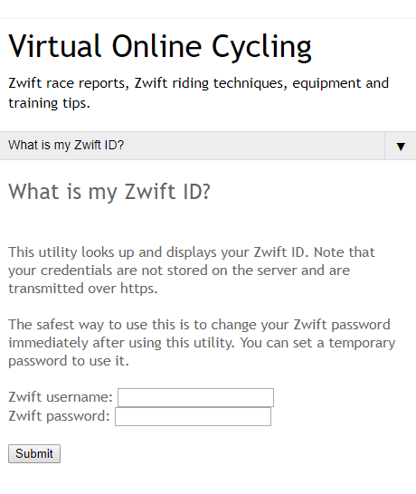 How to find your Zwift ID on an iOS device – ZwiftHacks