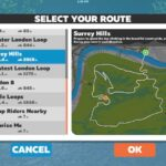 New London routes