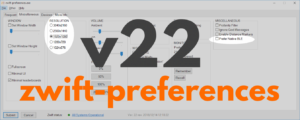 zwift-preferences v22