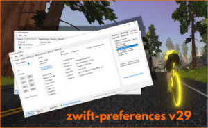 A minor fix – zwift-preferences v30