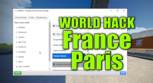 World hack into France and Paris