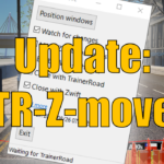 Updates to TR-Z-move