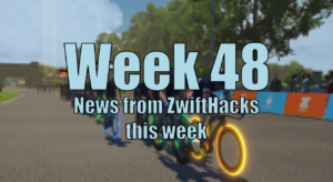 What was new this week?
