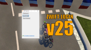 More configuration of zwift-login