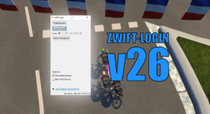 zwift-login v26 – Multi-user support and uncheck Remember me in Zwift Launcher