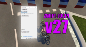 zwift-login v27 – Keyboard shortcuts