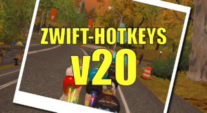 zwift-hotkeys v20 – Keyboard shortcut for Exit